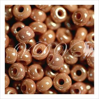 Beads 8/0 № 46095 / 8019 (shell de luxe)