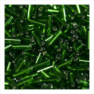 "Bugle beads 3"" № 57120 / 921 (lustrous)"