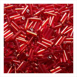 "Bugle beads 3"" № 97050 / 924 (lustrous)"