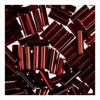 "Bugle beads 3"" № 97090 / 926 (lustrous)"