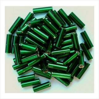 "Bugle beads 3"" № 57120 / 931 (satin)"