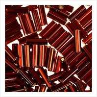 "Bugle beads 3"" № 97070 / 925 (lustrous)"
