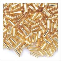 "Bugle beads 5"" № 17020 / 952 (lustrous)"
