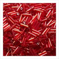 "Bugle beads 5"" № 97050 / 961 (lustrous)"