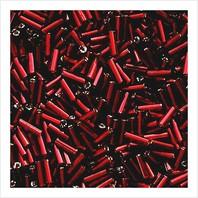 "Bugle beads 5"" № 97090 / 963 (lustrous)"