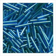 "Bugle beads 5"" № 67150 / 965 (lustrous)"