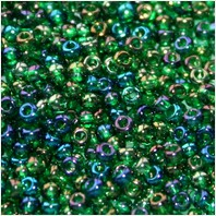Beads Сharlotte 13/0 № 51710 (transparent rainbow)