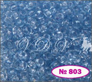 Beads 10/0 № 01232 / 803 (crystal)