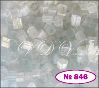 Beads 9/0 № 05051 / 846 (sateen)