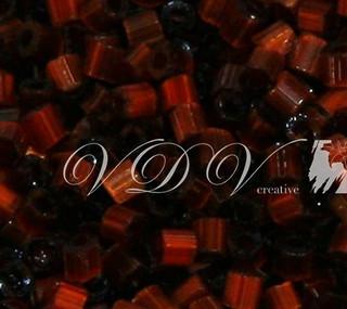 Beads 9/0 № 15101 / 838 (sateen)