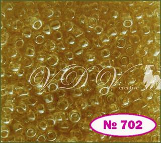 Beads 10/0 № 16020 / 702 (glazed)