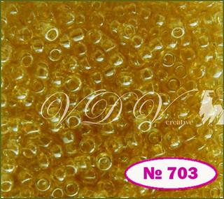 Beads 10/0 № 16050 / 703 (glazed)