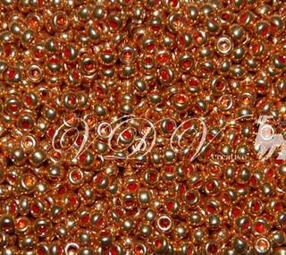 Beads 11/0 № 18583 / 572 (metallic)