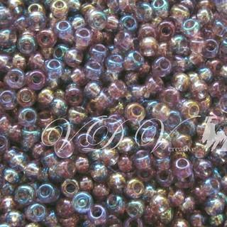 Beads 10/0 № 21010 / 748 (transparent versicolor)