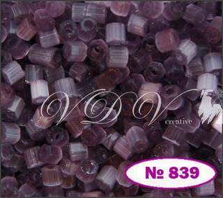 Beads 9/0 № 25041 / 839 (sateen)