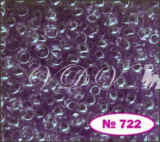 Beads 10/0 № 26060 / 722 (glazed)