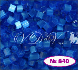 Beads 9/0 № 35061 / 840 (sateen)