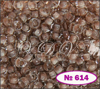 Beads 10/0 № 38318 / 614 (colored)