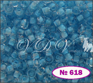 Beads 10/0 № 38332 / 618 (colored)