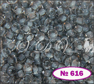 Beads 10/0 № 38342 / 616 (colored)