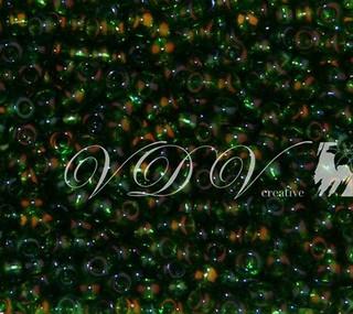 Beads 10/0 № 51120 / 759 (transparent versicolor)