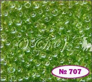 Beads 10/0 № 56220 / 707 (glazed)