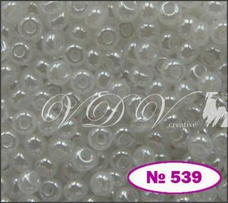 Beads 11/0 № 57102 / 1112 (shell)