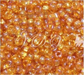 Beads 10/0 № 81060 / 772 (transparent versicolor)