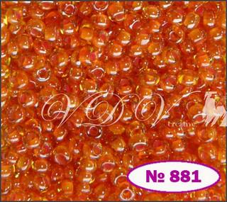Beads 10/0 № 81391 / 881 (chameleon)