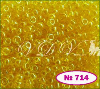 Beads 10/0 № 86010 / 714 (glazed)