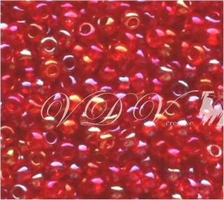 Beads 10/0 № 91070 / 776 (transparent versicolor)
