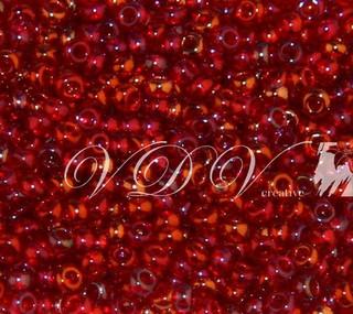 Beads 10/0 № 91120 / 778 (transparent versicolor)