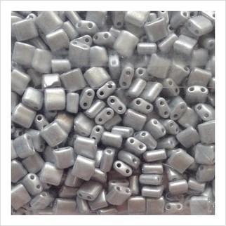 Karo beads 5х5 mm №2008 (metallic)