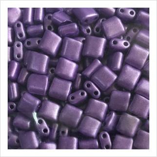 Karo beads 5х5 mm №2009 (metallic)