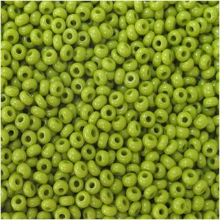 Micro beads 15/0 № 53430n (natural)