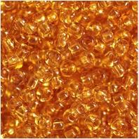 Micro beads 15/0 № 10050n (transparent)