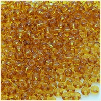 Micro beads 15/0 № 10070n (transparent)