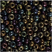 Micro beads 15/0 № 59205n (transparent rainbow)