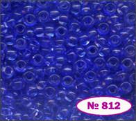 Beads 10/0 № 01131 / 812 (crystal)