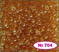 Beads 10/0 № 16090 / 704 (glazed)