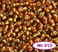 Beads 11/0 № 17090 / 313 (lustrous)