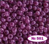 Beads 10/0 № 17125 / 501 (shell)