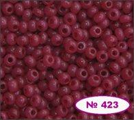 Beads 10/0 № 17899 / 423 (alabaster)