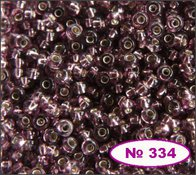 Beads 10/0 № 27010 / 334 (lustrous)