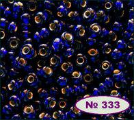 Beads 10/0 № 37110 / 333 (lustrous)