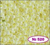 Beads 10/0 № 37186 / 520 (shell)