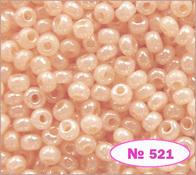 Beads 10/0 № 37188 / 521 (shell)