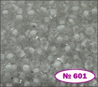 Beads 10/0 № 38302 / 601 (colored)