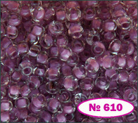 Beads 10/0 № 38326 / 610 (colored)