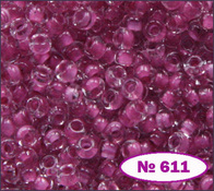 Beads 10/0 № 38327 / 611 (colored)